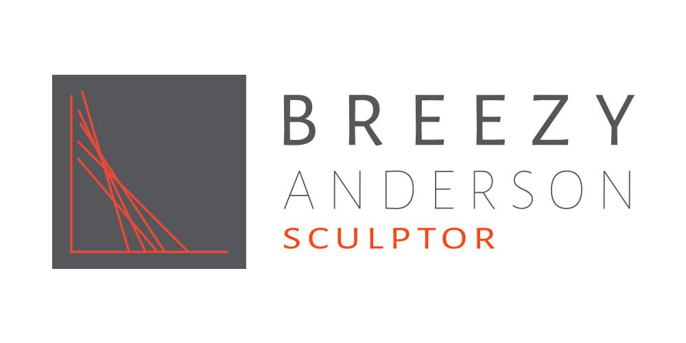Breezy Anderson - Sculptor logo