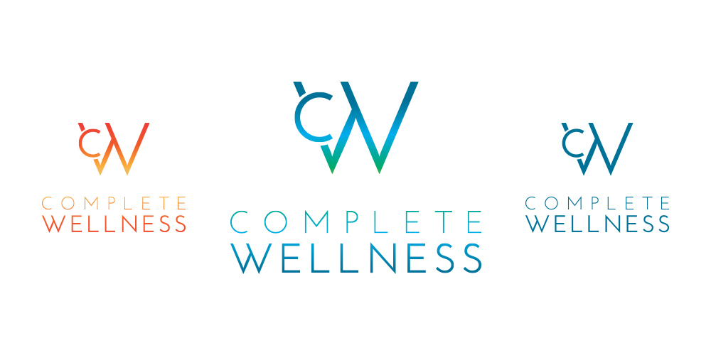 Complete Wellness logo brand