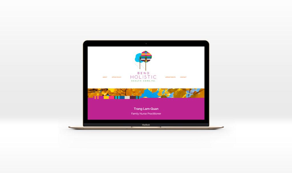 Bend-Holistic-Health-Care-website